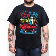 Camiseta The Warriors - Plus Size - Tamanho XG