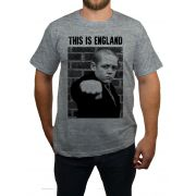Camiseta This is England - Cinza Mescla