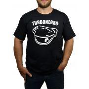 Camiseta Turbonegro - Preta