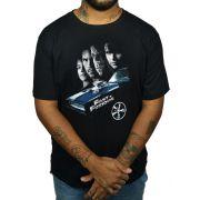 Camiseta Velozes e Furiosos - Preto
