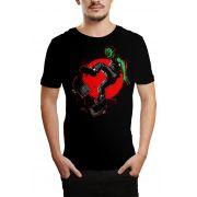 Camiseta Zumbi Skate - Tamanho GG