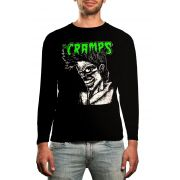Manga Longa The Cramps