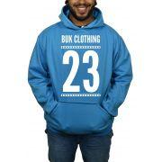 Moletom BUK 23 - Azul Turquesa