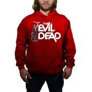 Moletom Evil Dead Vermelho