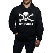 Moletom Hshop St. Pauli - Preto
