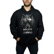 Moletom HShop Stark - Winter Is Coming Preto