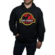 Moletom HShop Toy Story - Preto - Masculino
