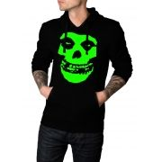Moletom Misfits Crimsom Ghost - 009