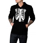 Moletom Misfits Esqueleto - 016