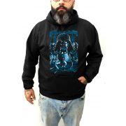Moletom Plus Size Darth Vader Tamanho Grande