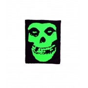 Patch Misfits Caveira - 004