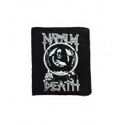 Patch Napalm Death - 007