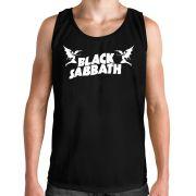 Regata Black Sabbath - Demon - Preto