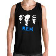 Regata R.E.M. - Preto