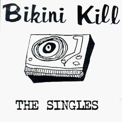 Adesivo Bikini Kill - 004  - HShop