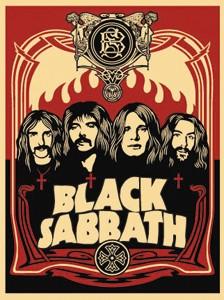 Adesivo Black Sabbath - 038  - HShop