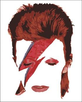 Adesivo David Bowie - 023  - HShop