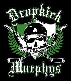 Adesivo Dropkick Murphys - 017  - HShop