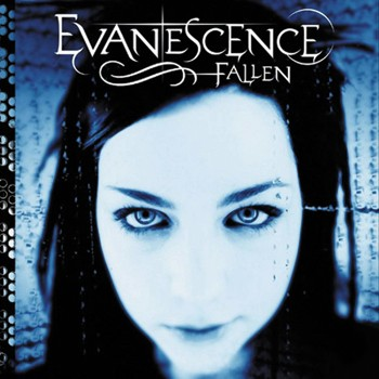 Adesivo Evanescence - 025  - HShop
