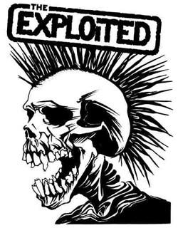 Adesivo Exploited - 006  - HShop