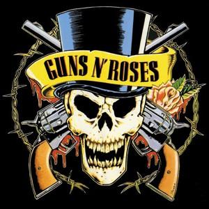 Adesivo Guns N Roses - 027  - HShop