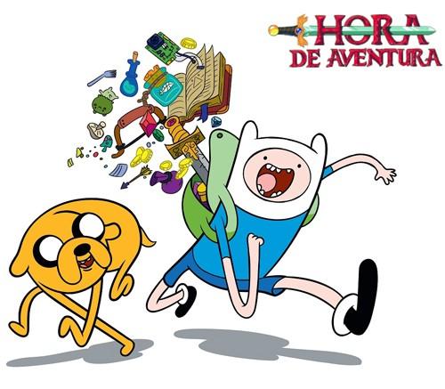 Adesivo Hora de Aventura - 032  - HShop