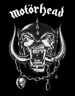 Adesivo Motorhead - 008  - HShop