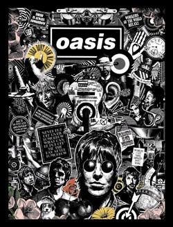 Adesivo Oasis - 035  - HShop