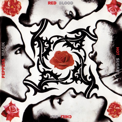 Adesivo Red Hot Chili  Peppers - 043  - HShop