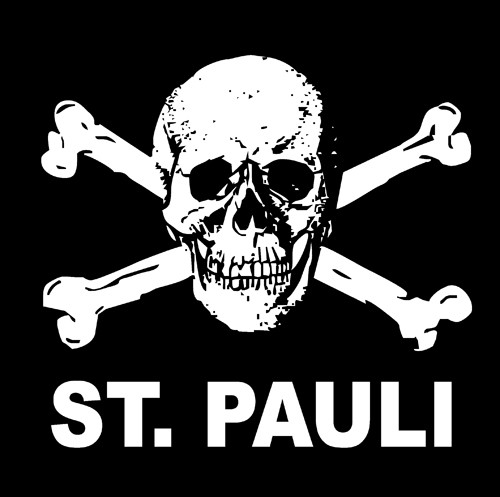 Adesivo St. Pauli - 041  - HShop