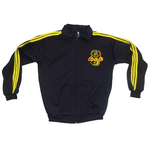 Agasalho Helanca Cobra Kai - Karate Kid - Frete Grátis  - HShop