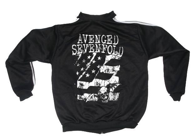 Agasalho Esportivo de Helanca - Agenved Sevenfold  - HShop