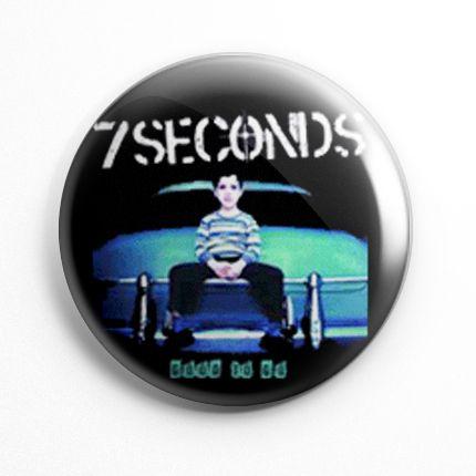 Botton 7 Seconds - 008  - HShop