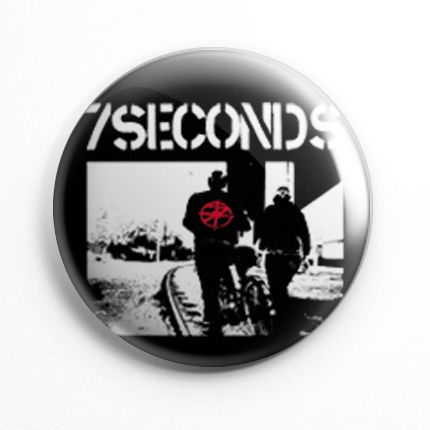 Botton 7 Seconds - 009  - HShop