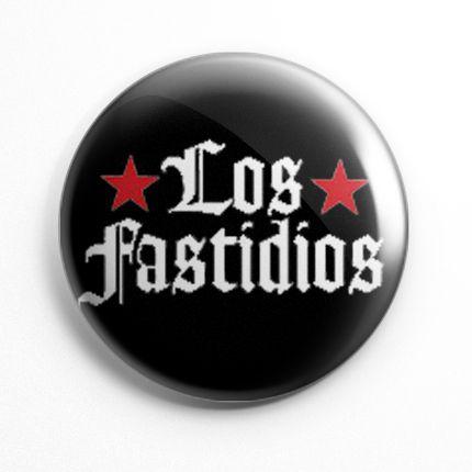Botton Los Fastidios - 024  - HShop