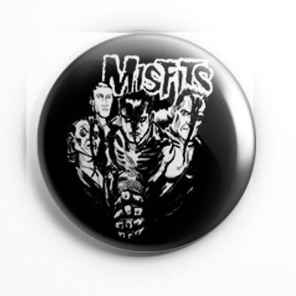 Botton Misfits - 031  - HShop