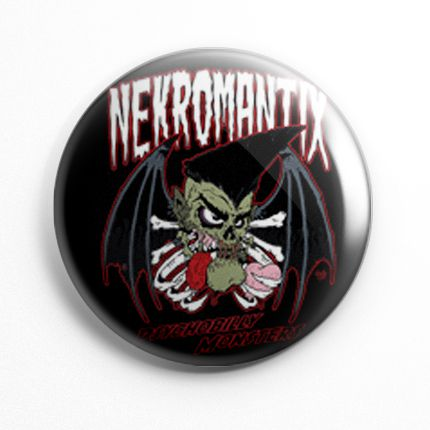 Botton Nekromantix - 033  - HShop