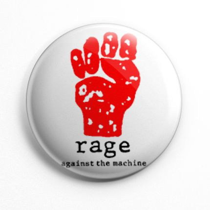 Botton Rage  Against The Machine - 037  - HShop