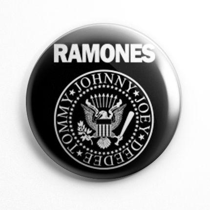 Botton Ramones - 046  - HShop