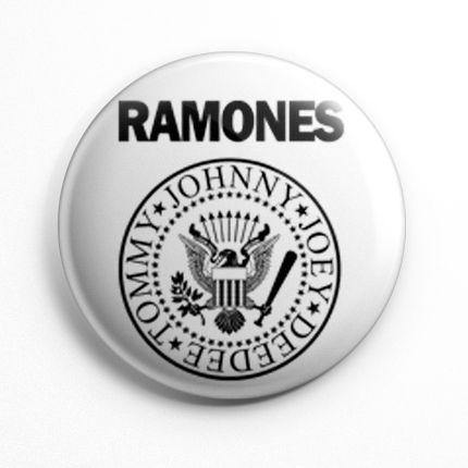 Botton Ramones - 047  - HShop