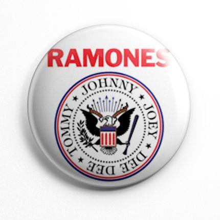 Botton Ramones - 076  - HShop