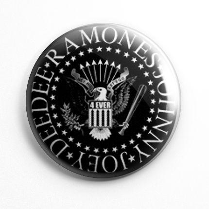 Botton Ramones - 077  - HShop