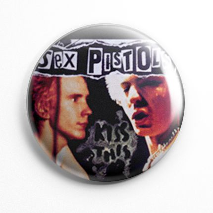 Botton Sex Pistols - 078  - HShop