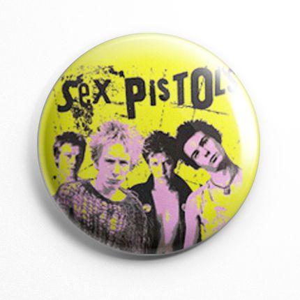 Botton Sex Pistols - 080  - HShop
