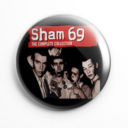 Botton Sham69 - 048  - HShop