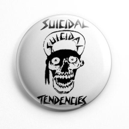 Botton Suicidal Tendencies - 052  - HShop
