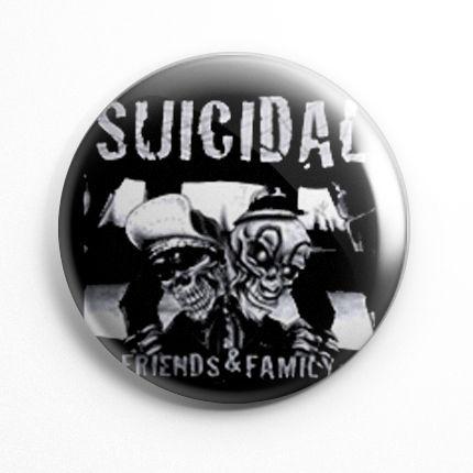 Botton Suicidal Tendencies - 053  - HShop
