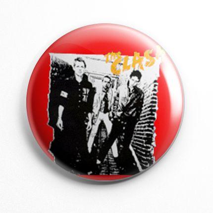Botton The Clash - 059  - HShop