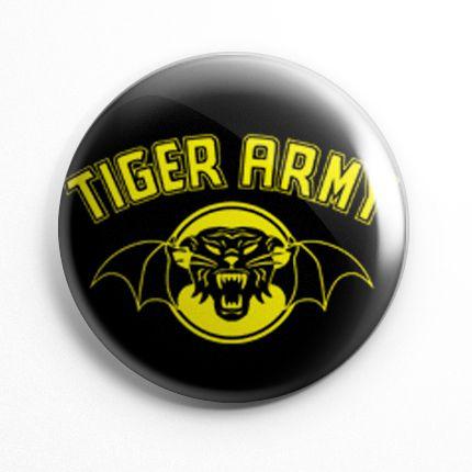 Botton Tiger Army - 055  - HShop