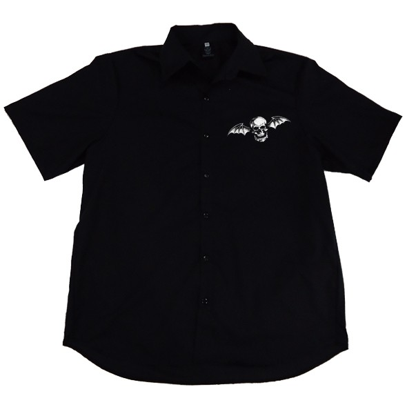 Camisa Masculina Avenged Sevenfold  - HShop